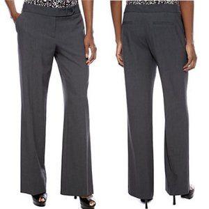 CALVIN KLEIN Classic Fit Gray Dress Pants